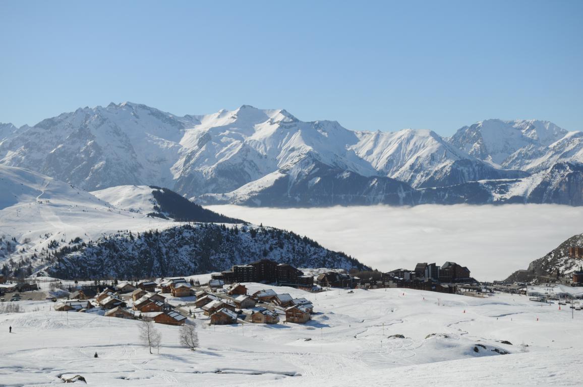 L'Alpe d'Huez la Sarenne