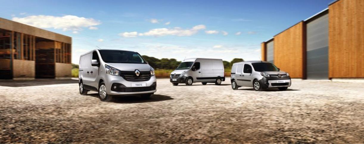 Renault Pro+ header img